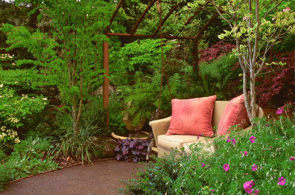 Klasik Bahçe